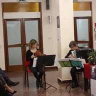 Pillole musicali di Gianni Fassetta ed Erika Fassetta dell'Associazione Musicale Fadiesis
