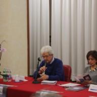 Il Presidente del Consorzio Vives Franco Fullin e Cristina Savi, giornalista e moderatrice della mattinata